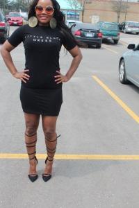 The 'lil black dress'