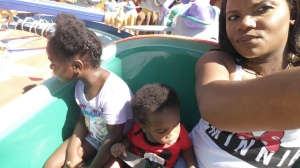 family time on the ride